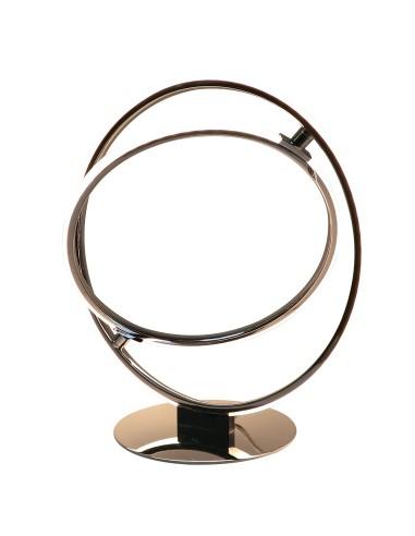 À AnneauDe LedCercle Led Table Lampe Poser A E29DHI