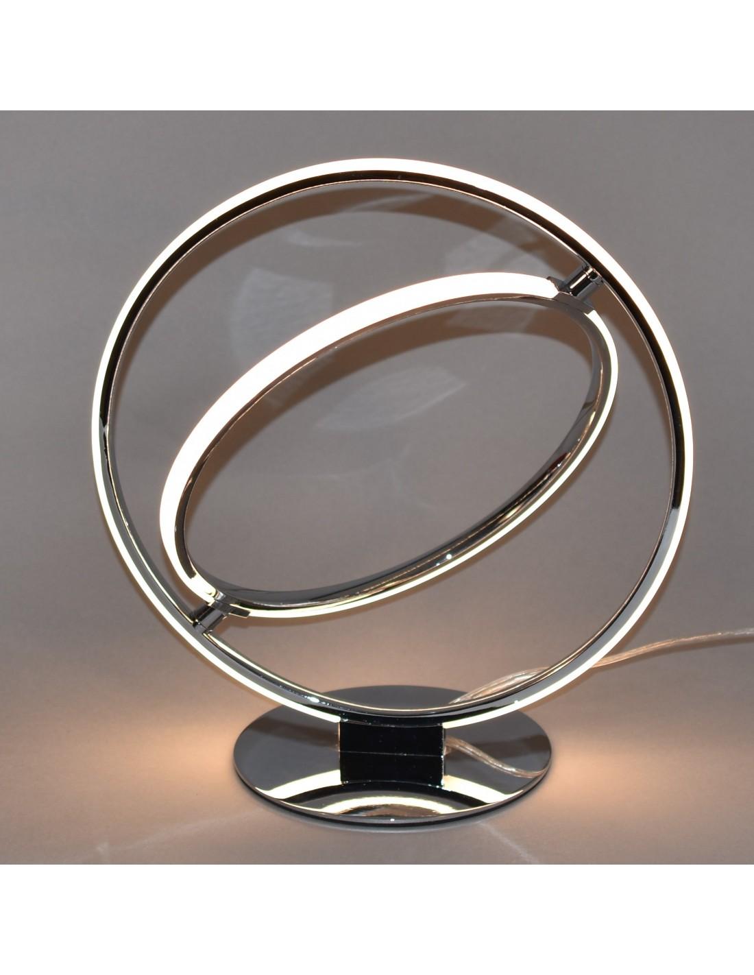 PoserAnneau Lampe À Poser AnneauDe Led LedCercle Table Lumineux A xdQrCoBWe