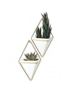 Porte plante mural design scandinave - Porte plante design ...