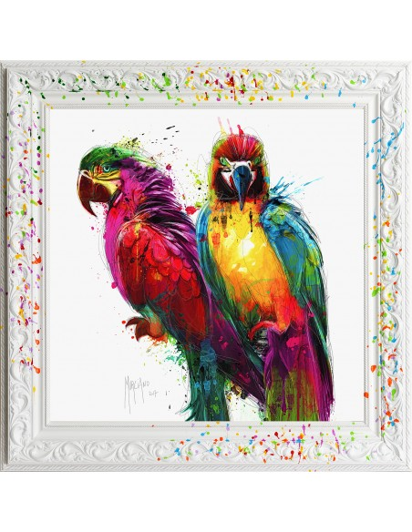 Tableau Murciano 90x90 Tropical Color