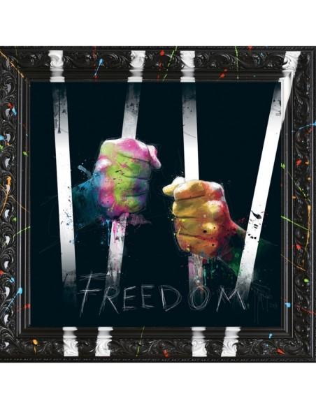 Tableau Murciano 38x38 Freedom, Livraison gratuite