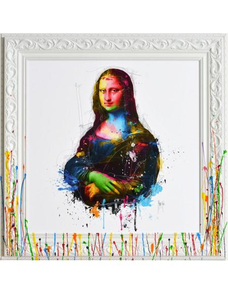 Tableau Murciano 90x90 Da Vinci Pop, Sur commande