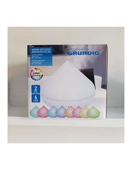 Diffuseur de parfum LED changeant de couleurs